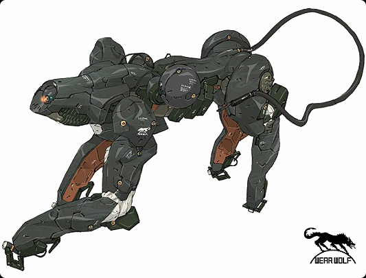 Crying wolf metal gear solid 4