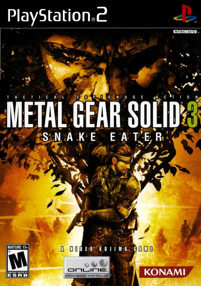 Metal Gear Solid 3 Snake Eater ! [Ps2] Mgs3fc