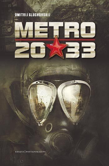 Metro 2033 English book cover