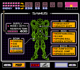 Super Metroid - Wikitroid, the Metroid wiki - Metroid: Other M ...