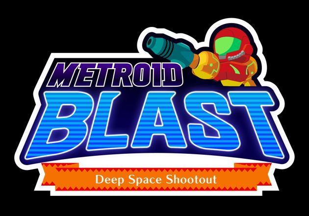Review: Nintendo Land (Wii U) METROID-BLAST_LOGO