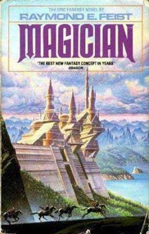 Magician Ukpb Cover