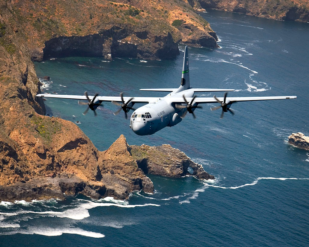 Lockheed C-130 Hercules - Military