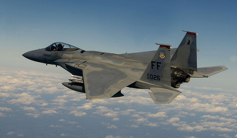 f15 eagle. Main Article: F-15C Eagle