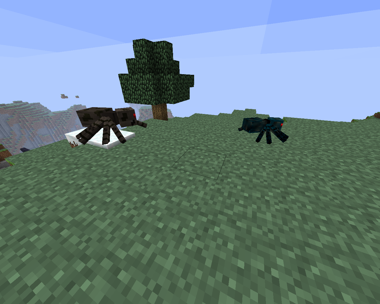 Image spider and cavespider minecraft wiki