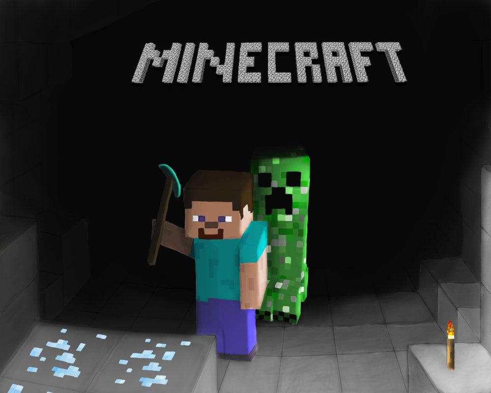 Image - Minecraft by xephio-d30a07x.jpg - Minecraft Wiki  Image - Minecra...