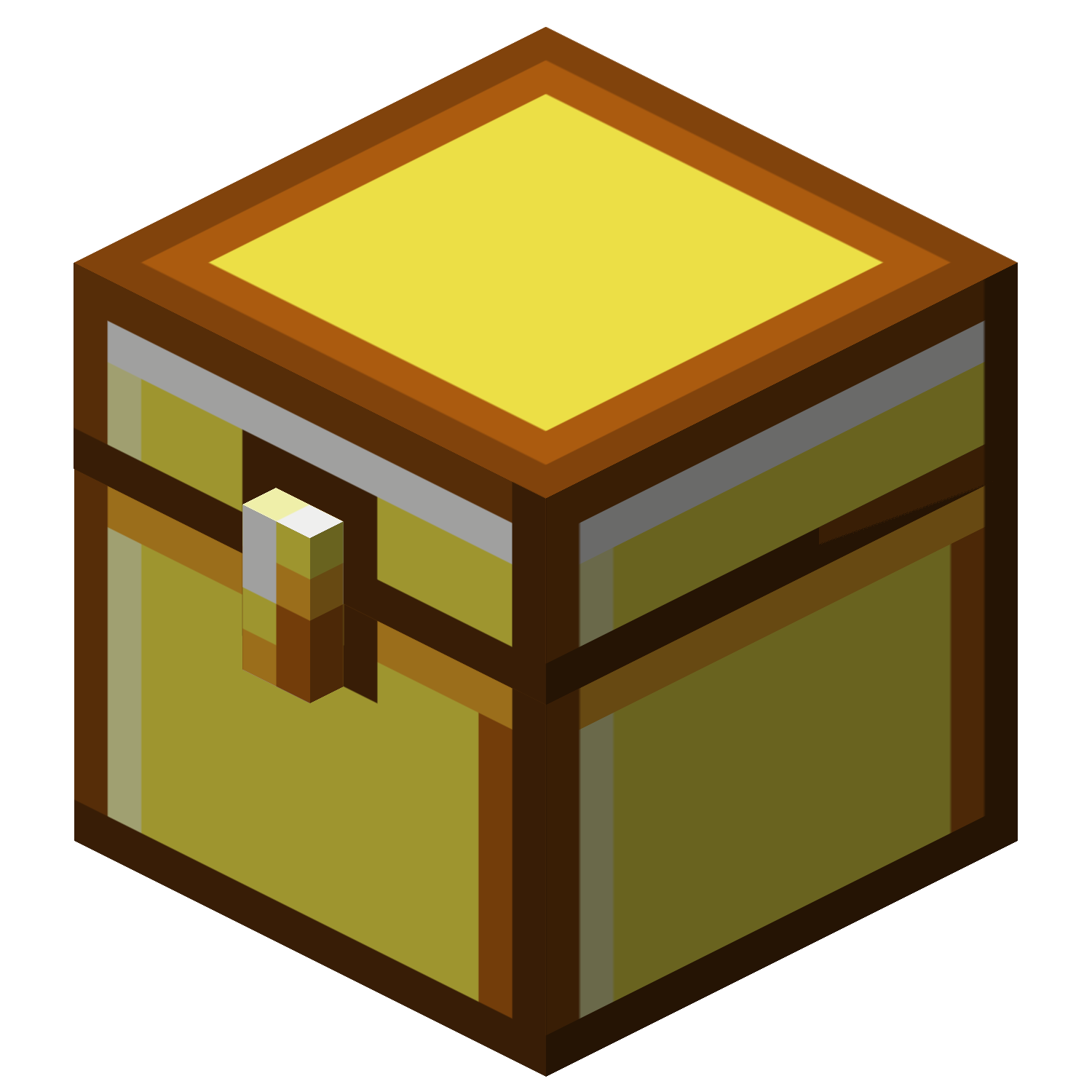 Minecraft double chest