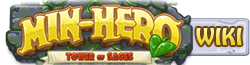 Min Hero: Tower of Sages Wiki Wordmark
