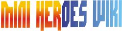 Mini Heroes Wiki Wordmark