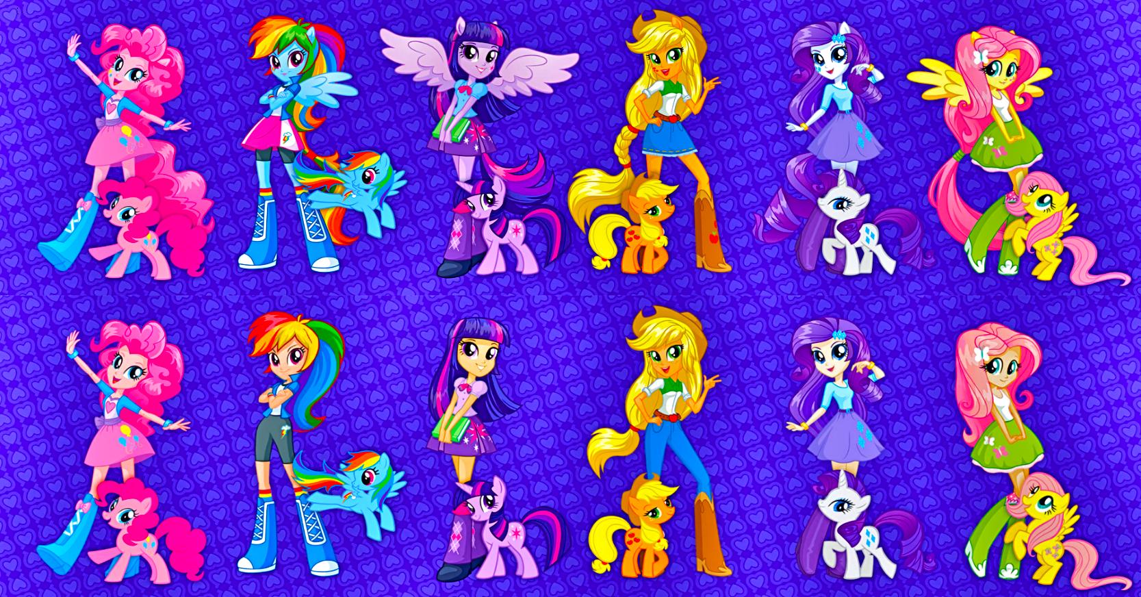 My Little Pony Equestria Girls Blog: ¡¡Nuevos fondos de ...
