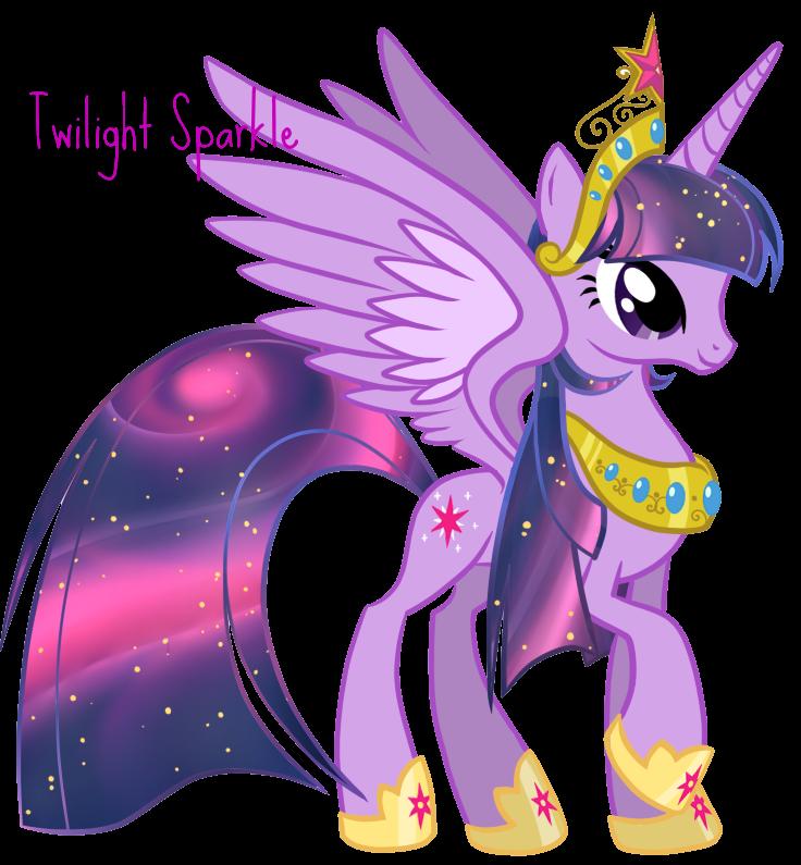 Imagen - Princess Twilight Sparkle.png - My Little Pony ...