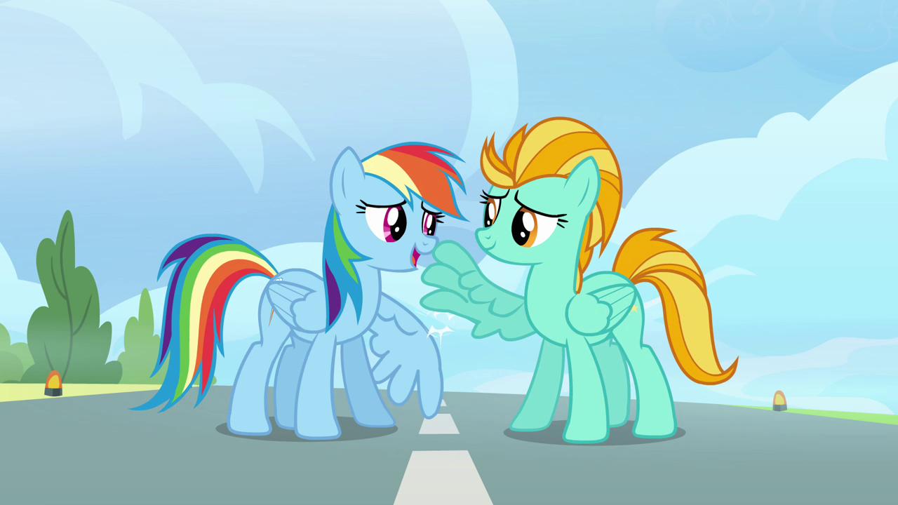 """A.T.D.I.: My Little Pony: Friendship is Magic """"Wonderbolts ...  A.T.D.I.: My Li..."""