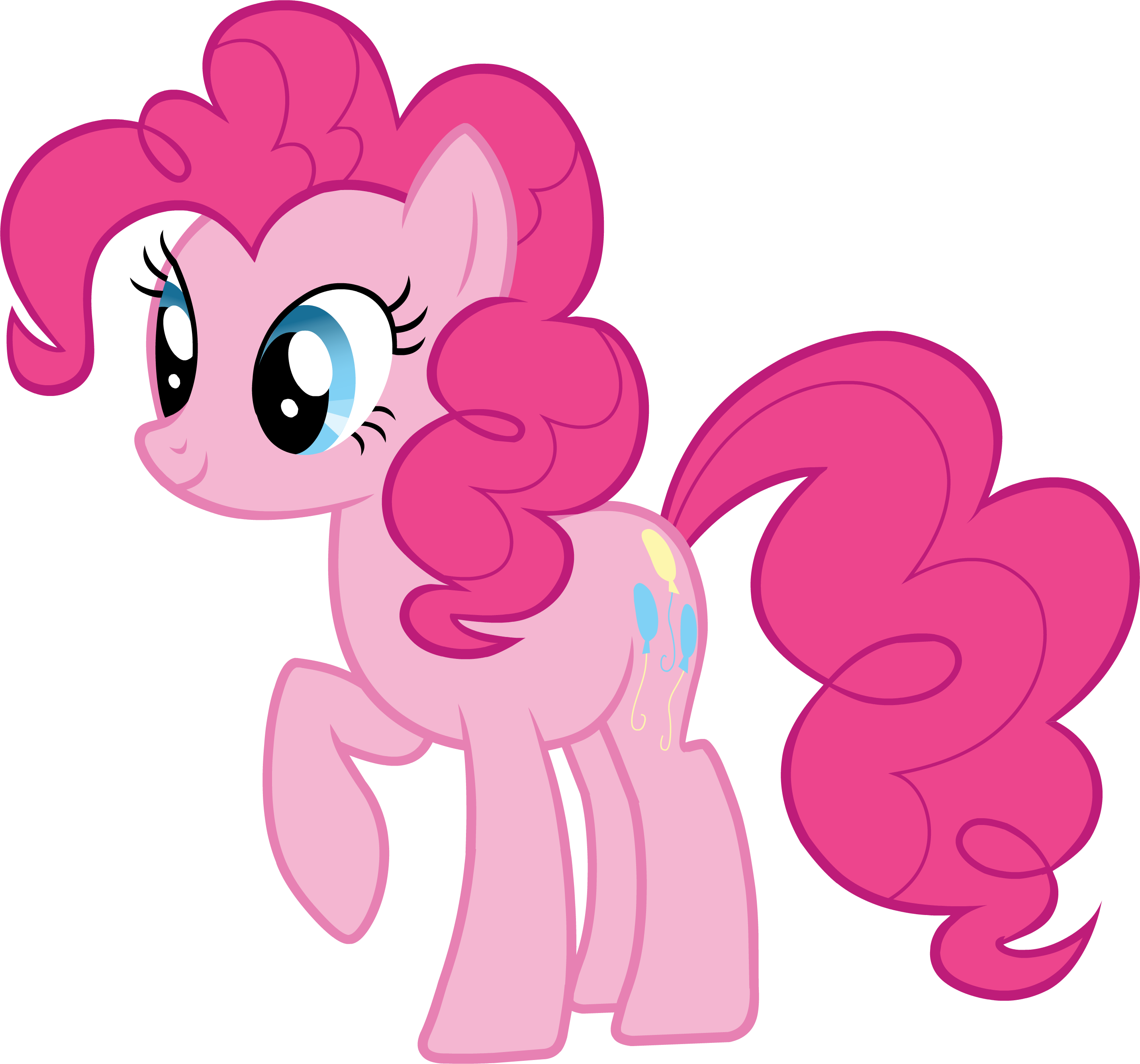 Image   Canterlot Castle Pinkie Pie 1     My Little Pony Friendship