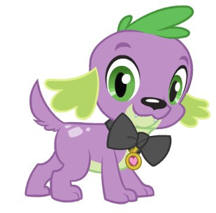 My Little Pony Equestria Girls Spike