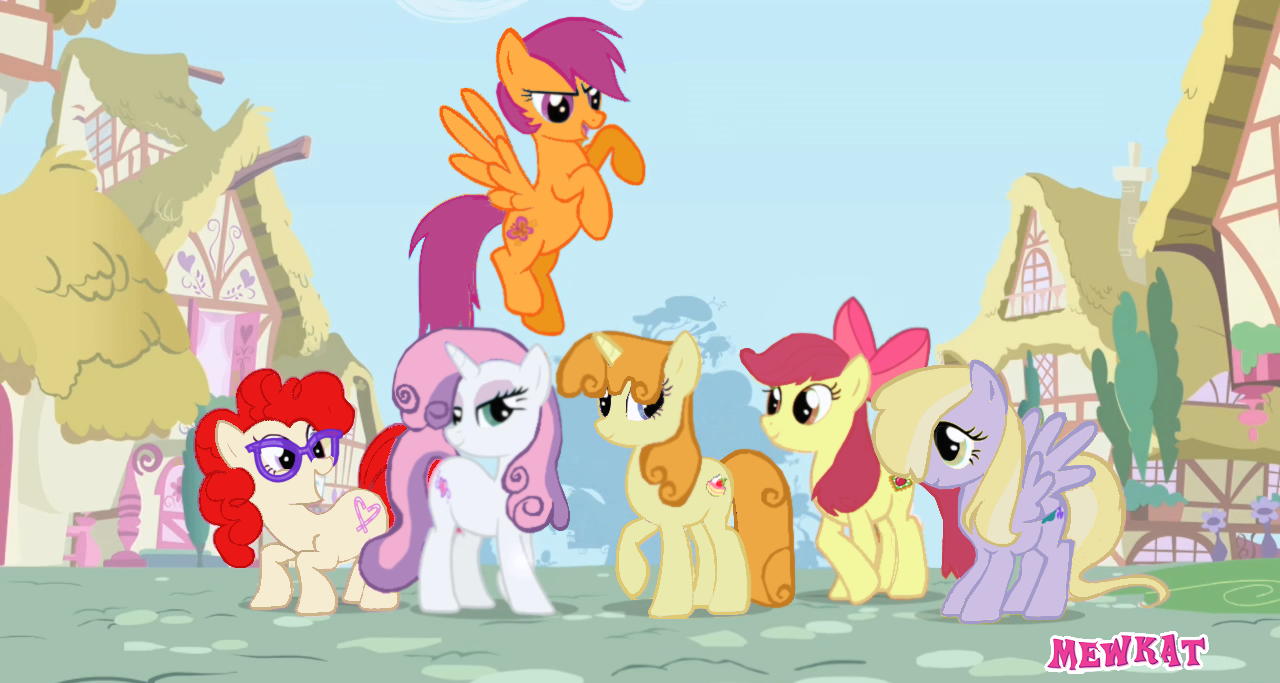 - FANMADE My Little Pony Generation 6 Mewkat14.png - My Little Pony ...