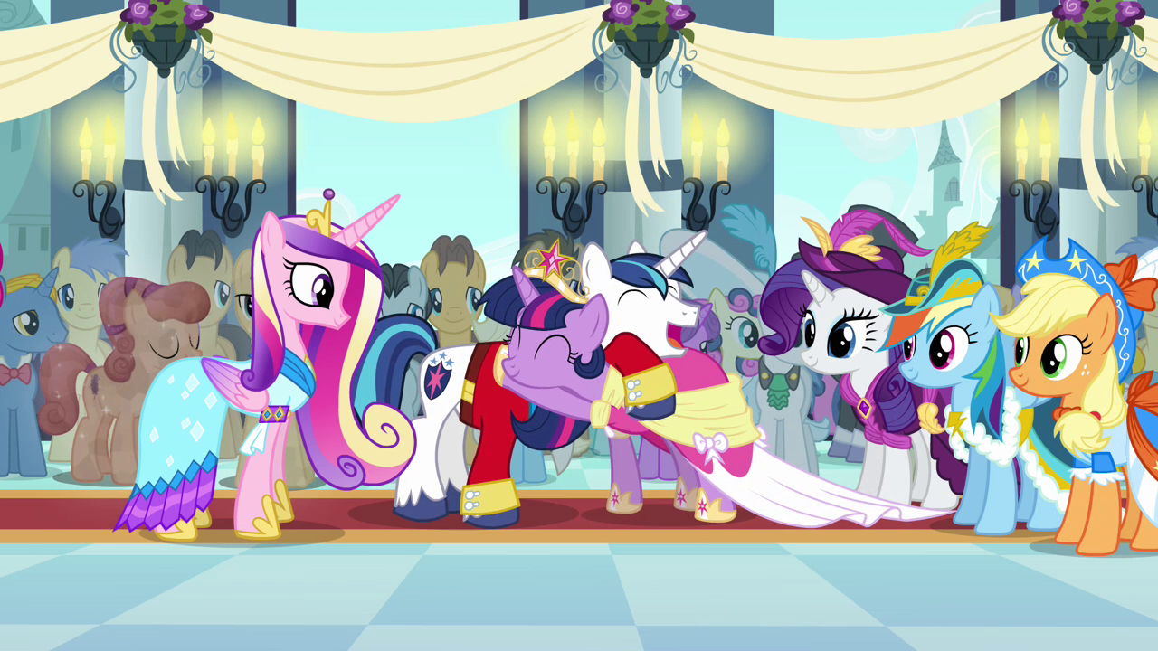 pony nuts meet the ponies characters