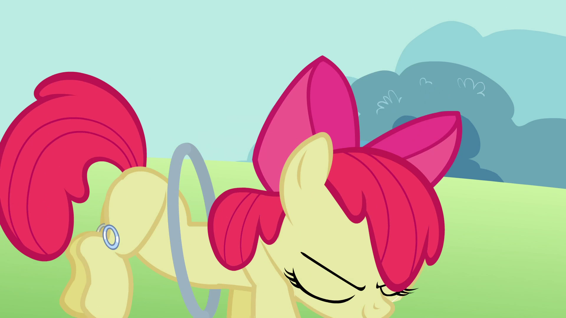 My little pony friendship is magic applebloom cutie mark