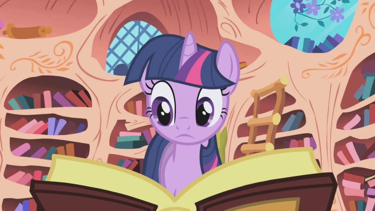 image twilight skimming through a book s01e05png my