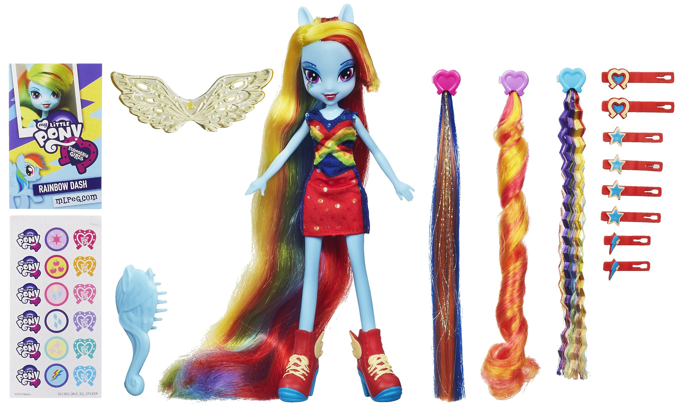My Little Pony Equestria Girls Dolls