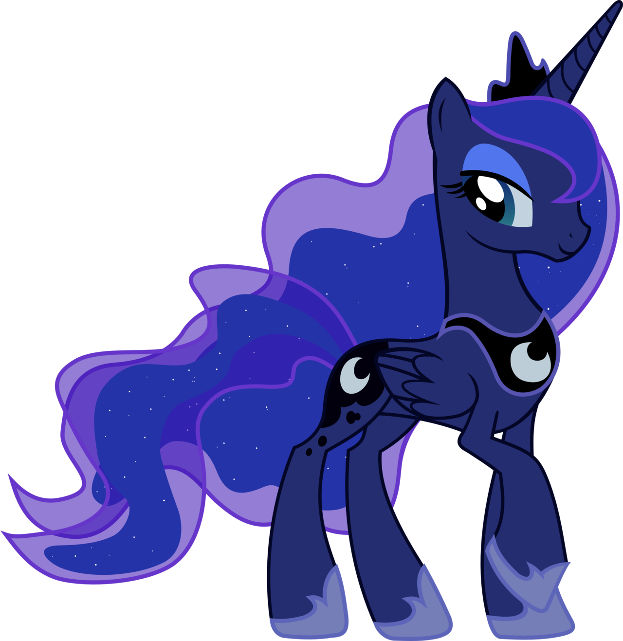 Princess Luna My Little Ponies