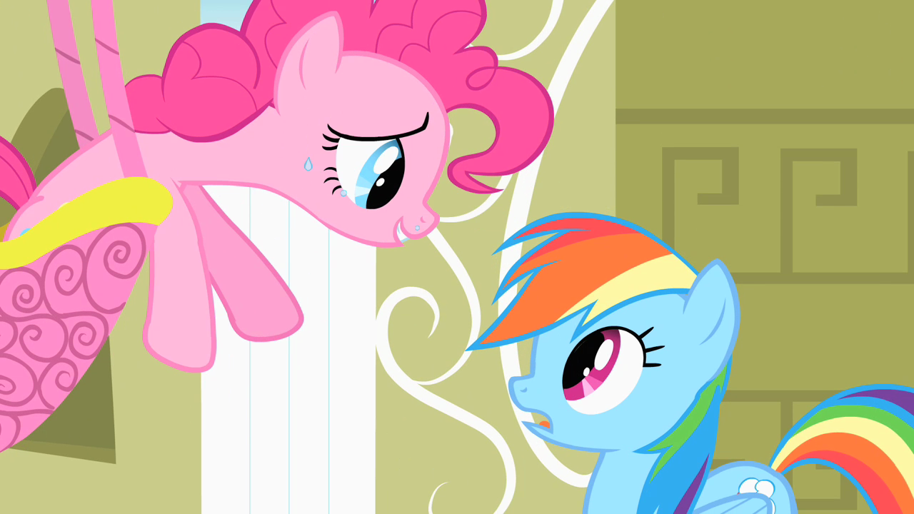 Rainbow dash and pinkie pie get naughty for you mp4 8