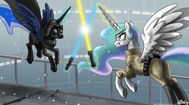 my Little Pony Filly Celestia my Little Pony Luna And