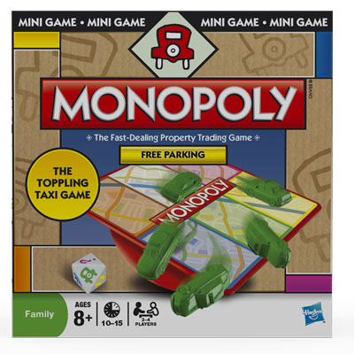 Free Parking & Get Out of Jail Add-ons Monopoly_Free_Parking_Mini-Game