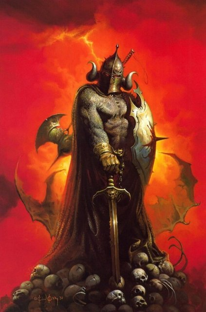 Hades - Monster Wiki - a reason to leave the closet closed and saw ...
