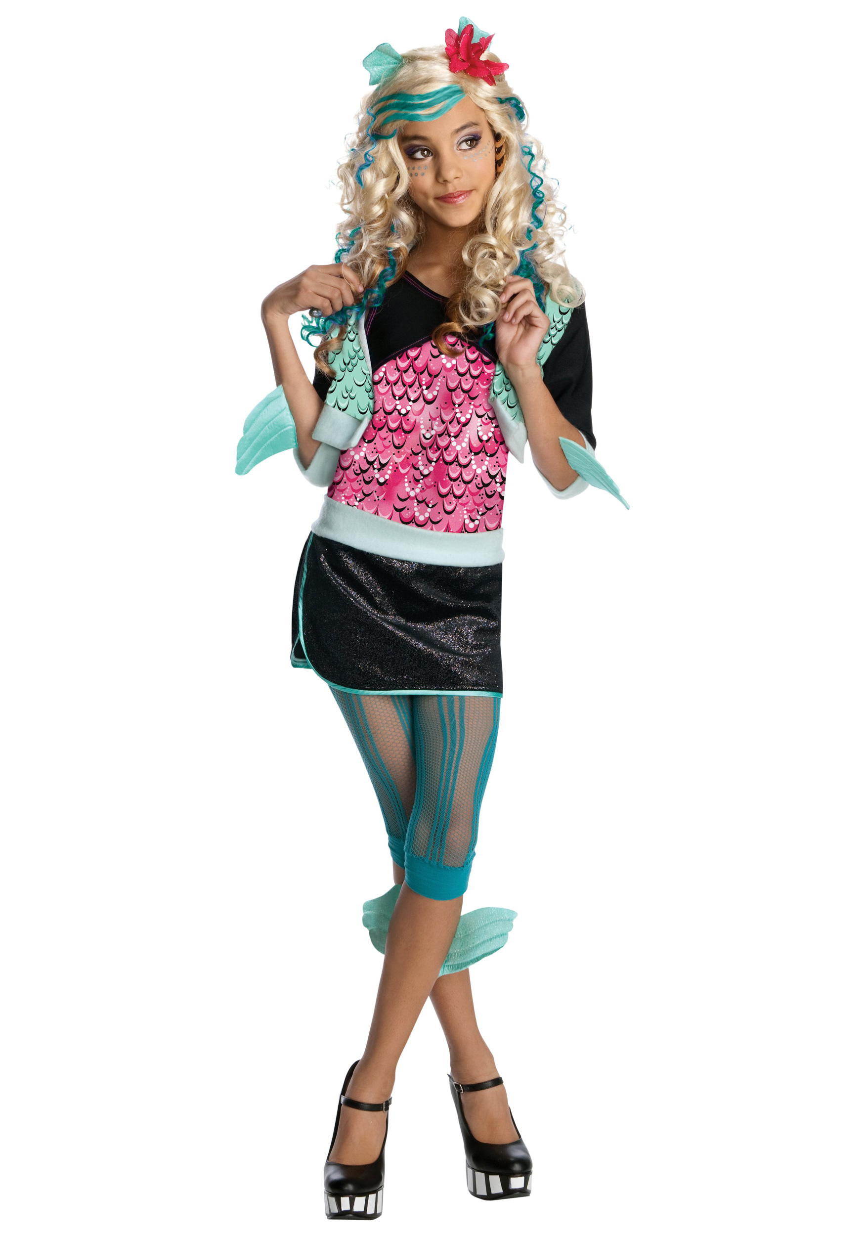 Ms. Blue is from Monster High