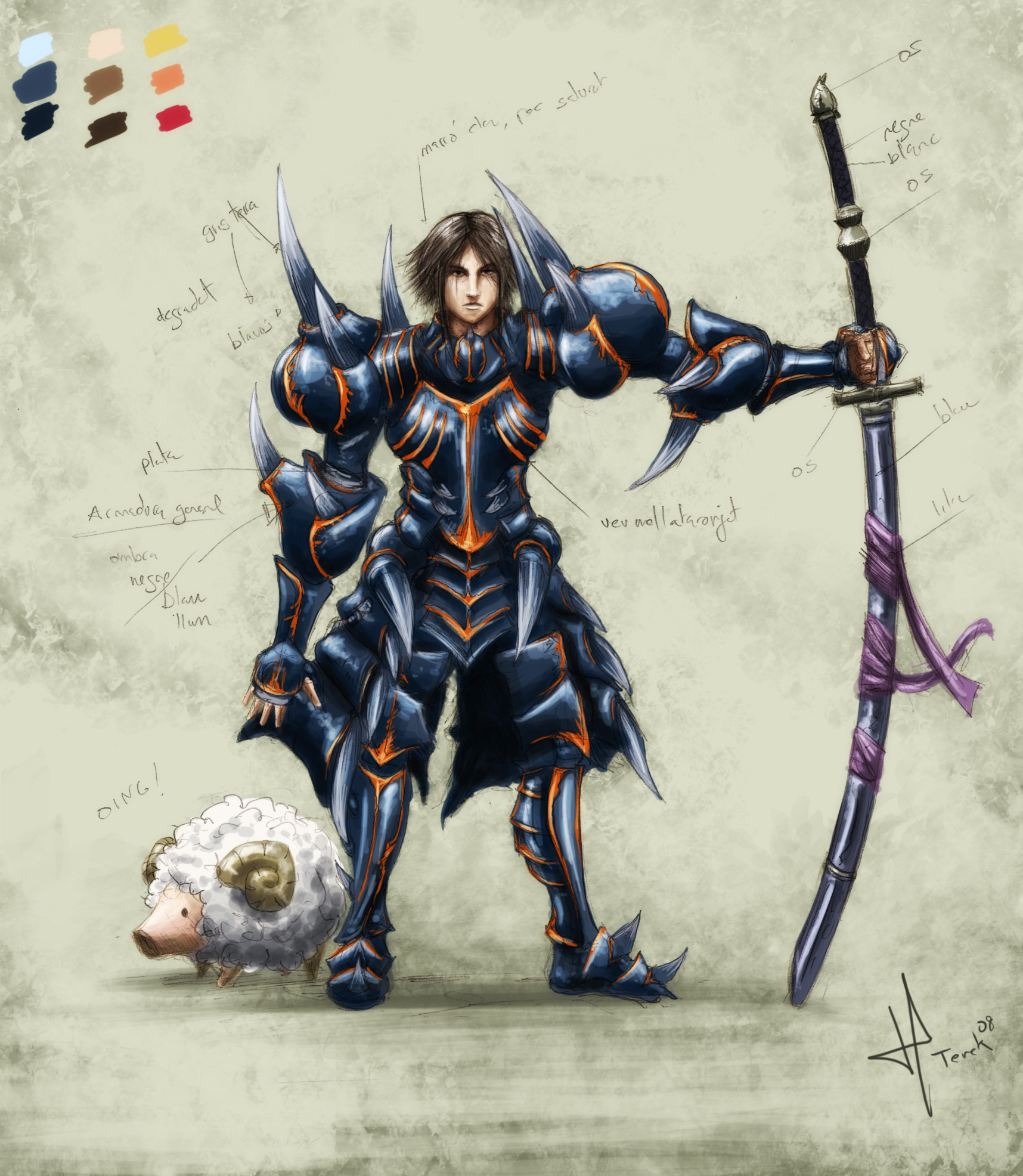 Akantor Armor