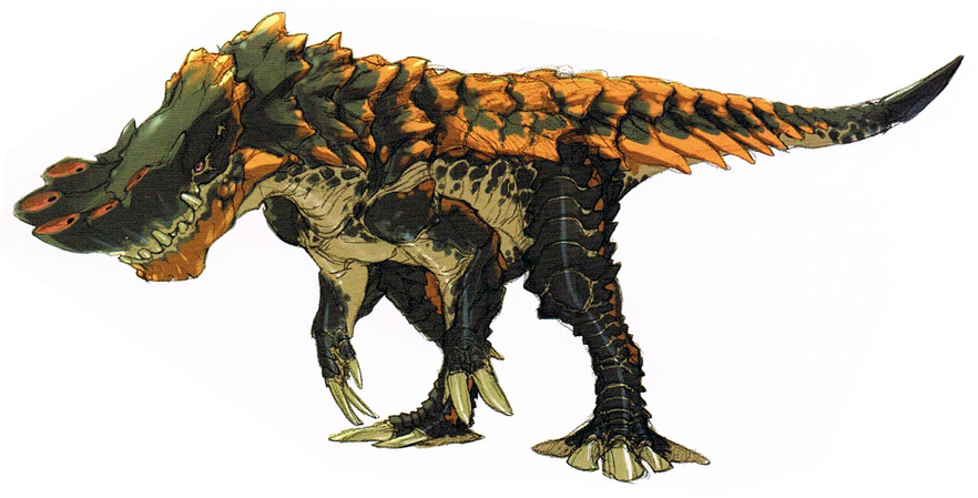 mh3u gu a del barroth trucos monster hunter 3 ultimate. Black Bedroom Furniture Sets. Home Design Ideas