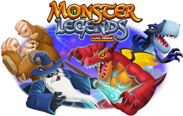 [Info] Nuevo Juego: Monster Legends de Socialpoint 1.6