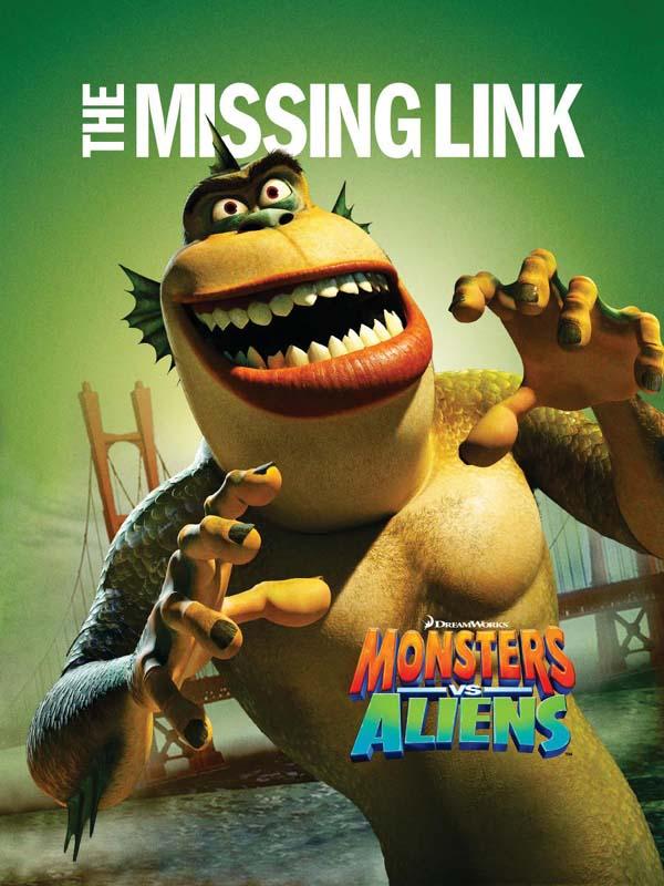 will arnett wiki. Will Arnett Wiki Images: The Missing Link - Monsters Vs. Aliens Wiki