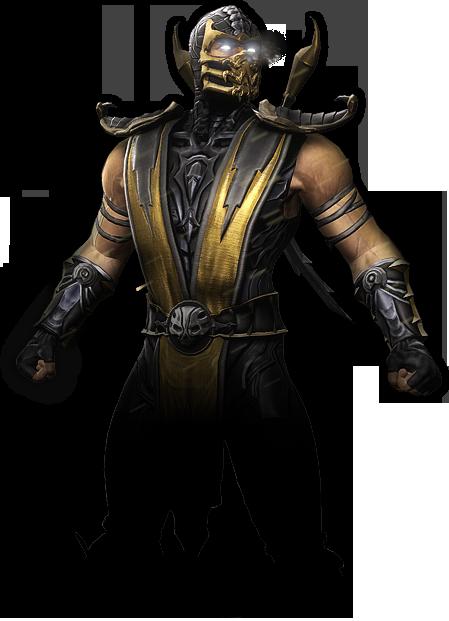 Figuras de Mortal Kombat Classic