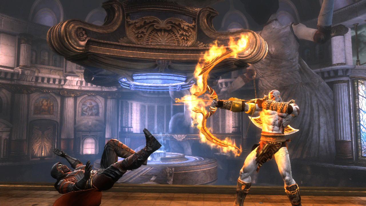 Mortal Kombat 9 [Análise] KratosErmac