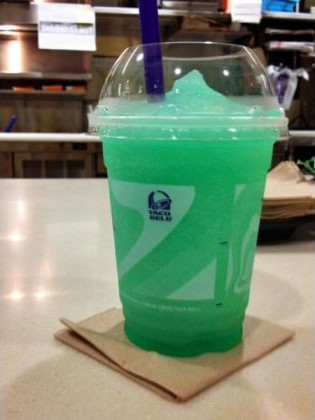 Baja blast freeze is the greatest cold drink anthony s mind