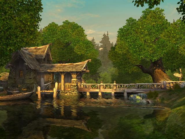 Casa de Athalia Casa-bosque