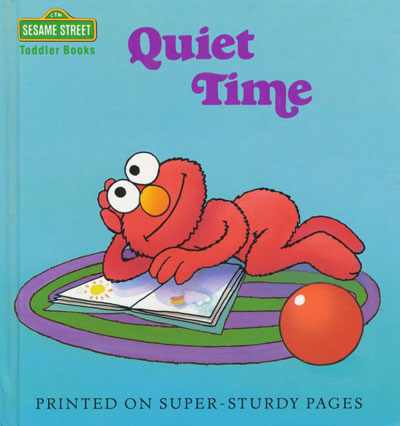 Books Quiet on Quiet Time  Book    Muppet Wiki