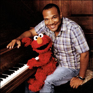Kevin Clash, Sesame Street Muppet Captain and performer of Elmo, Hoots the Owl, Clifford, Baby Sinclair and many more