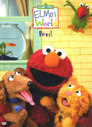 Elmo's World - Pets movie