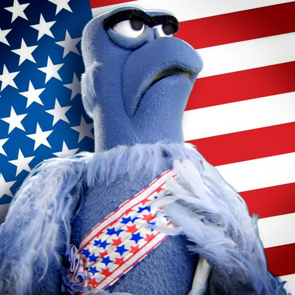 Sam Eagle is America