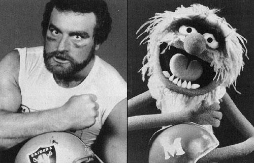 John Matuszak - Muppet Wiki