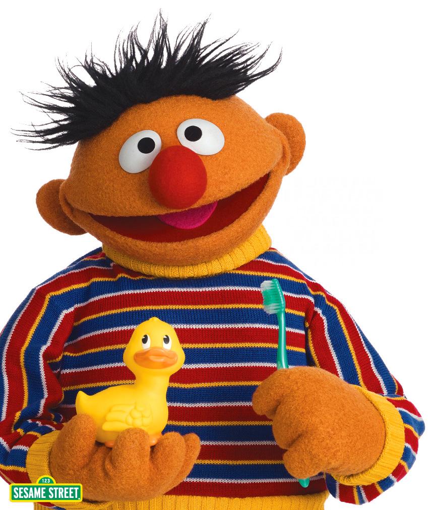 Wiki Muppets Ernie Quot Enrique Quot