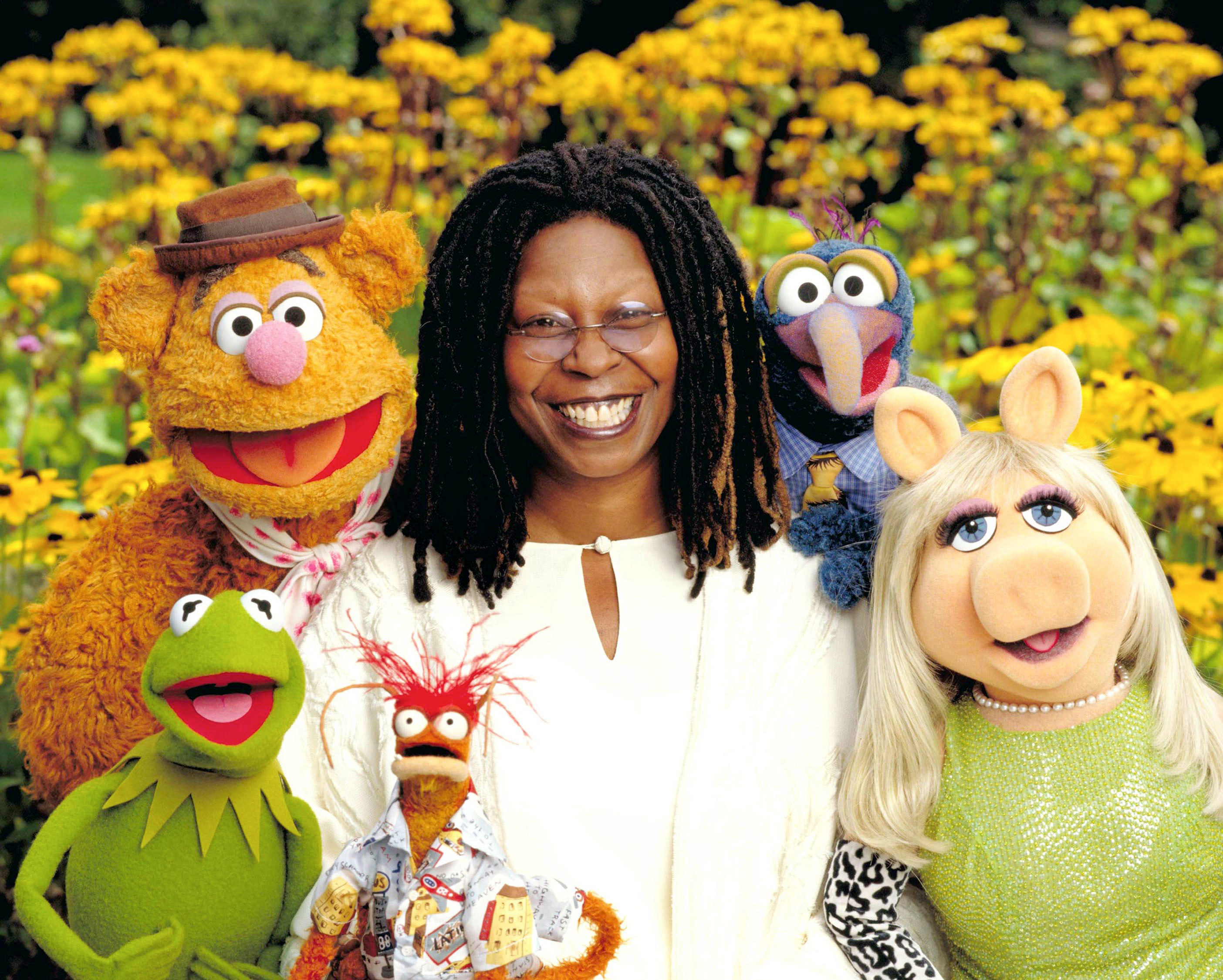 Whoopi Goldberg - Images Gallery