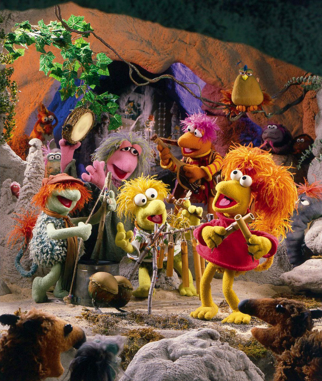 fraggles on JumPic com