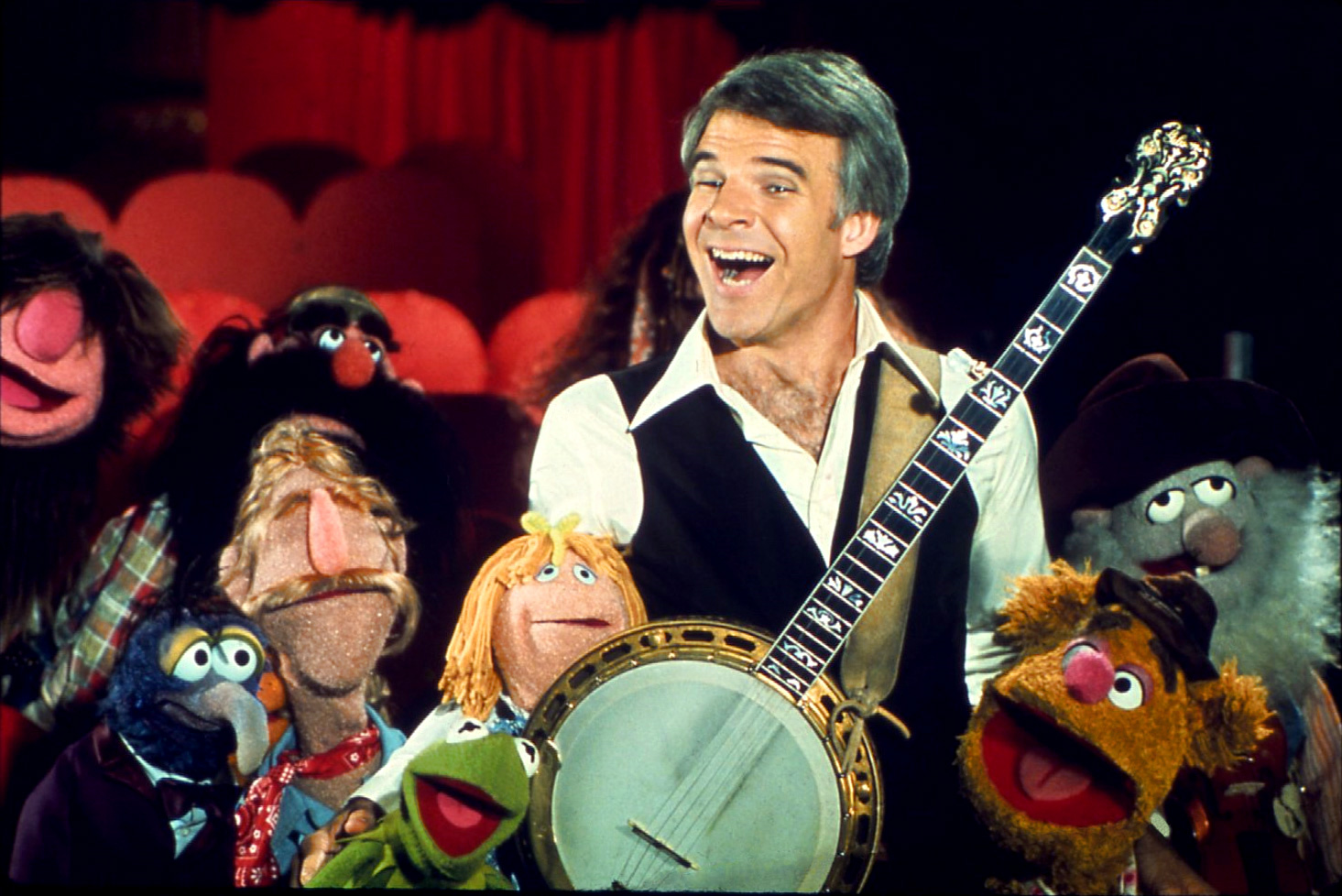 episode 208: steve martin - muppet wiki