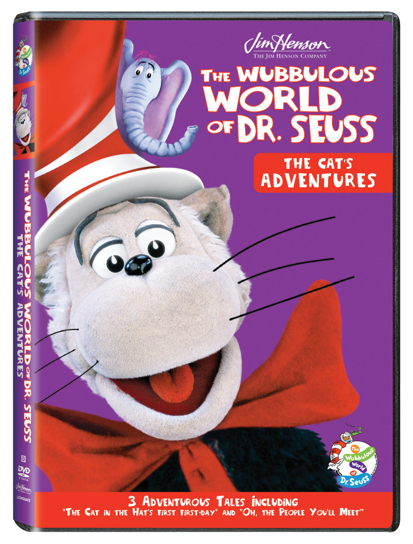 The Wubbulous World of Dr. Seuss - The Cat's Adventures movie
