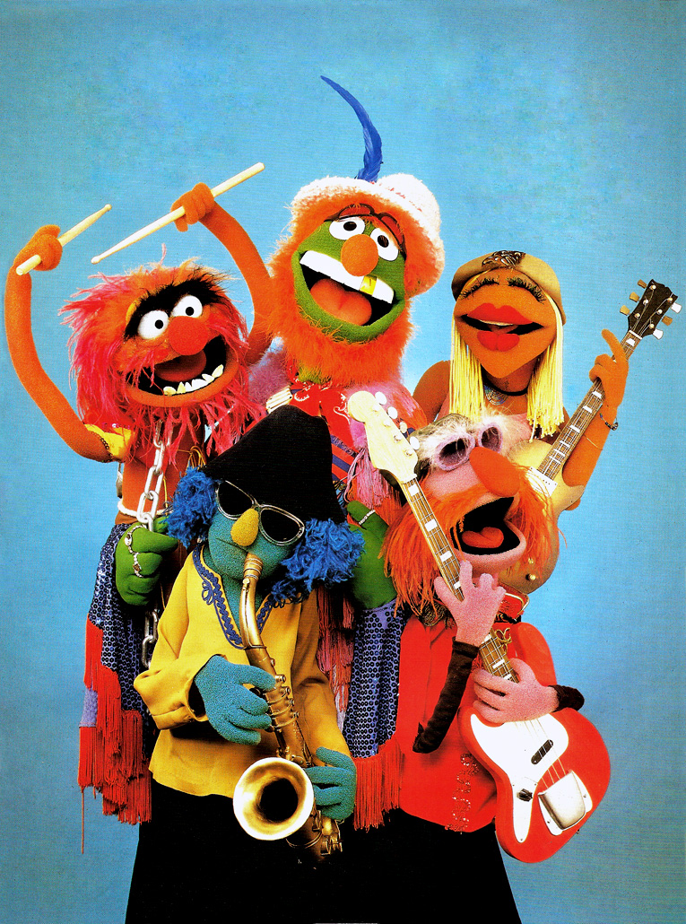 Know your history dr teeth and the electric mayhem - Animal muppet images ...
