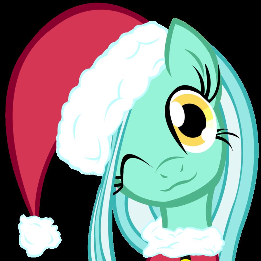 Lyra_heartstrings_chrismas_pony_by_a_bch