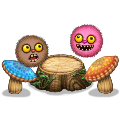 My Singing Monsters Thumpies